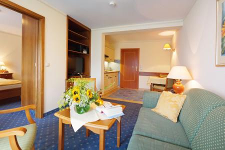 Garten-Suite 40qm
