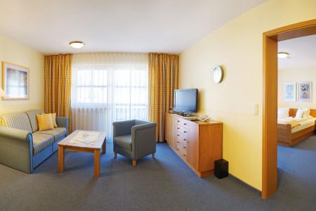 Stammhaus-Suite 46qm